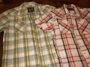 Hollister Snap Shirt