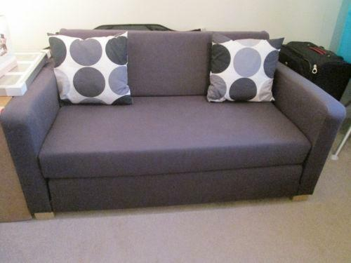 ikea solsta sofa bed ebay. Black Bedroom Furniture Sets. Home Design Ideas