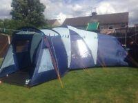 Vango Diablo 900 9 Man Tent