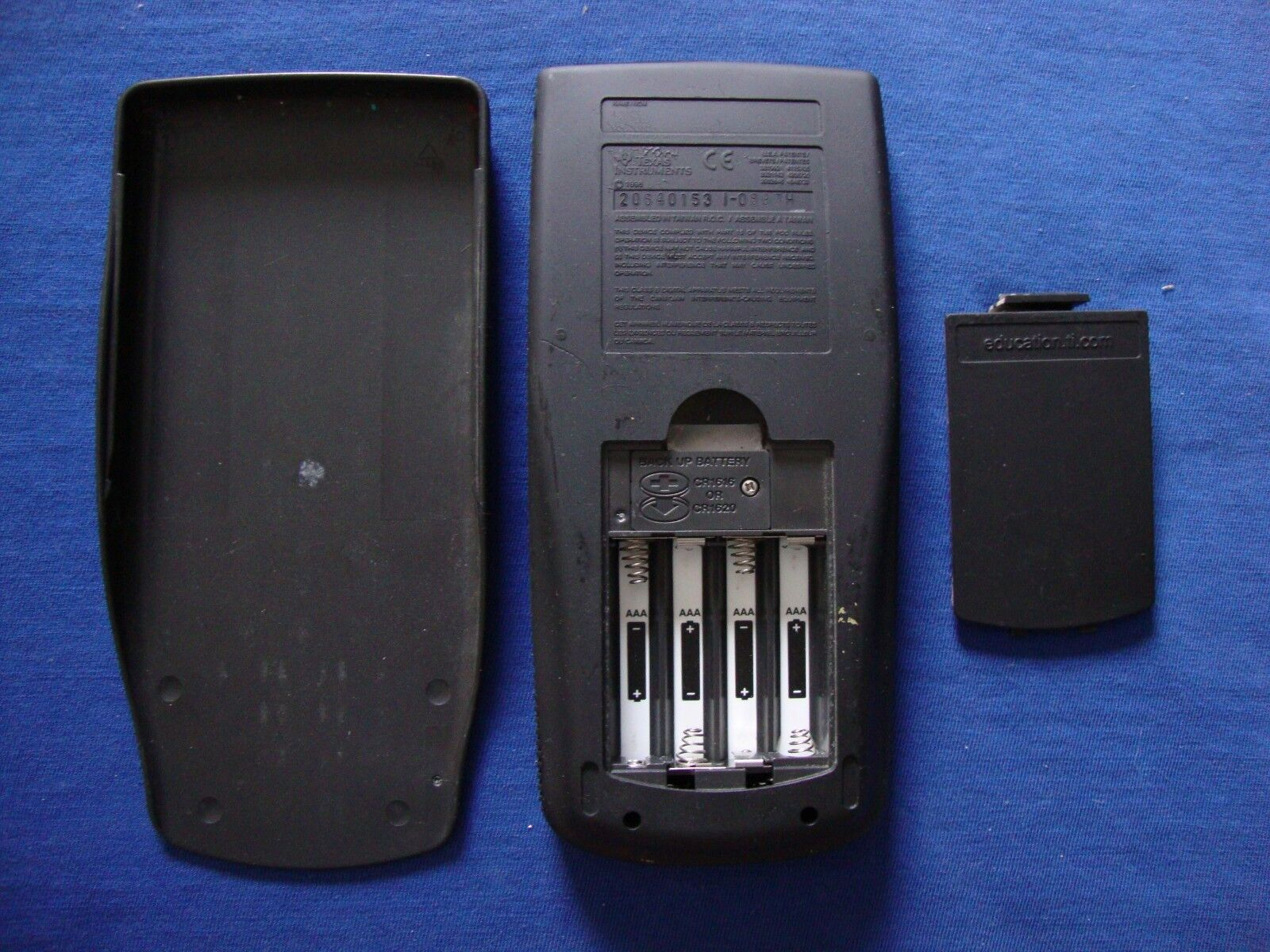 ti-83 graphic calculator plus ... Image 2
