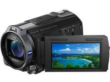 Sony HDR-CX700V Handycam Camcorder Glenfield Campbelltown Area Preview