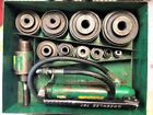 Greenlee Hydraulic Knockout & Punch Sets with Custom Bundle