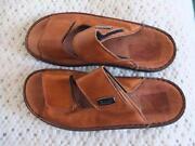 Mens Open Toe Sandals