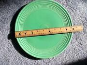 Vintage Green Plates