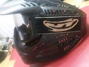 Used Paintball Mask