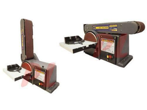 Bench top belt sander ebay Bench belt sander