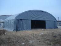 Aeroplane Hangar Portable Building Steel Framed Temporary Shelter Building Plane