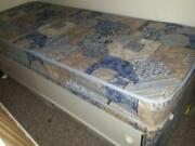 Single Storage Bed