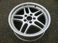 1 single FRONT 18x8 inch m-parrallel bmw Factory forged rim
