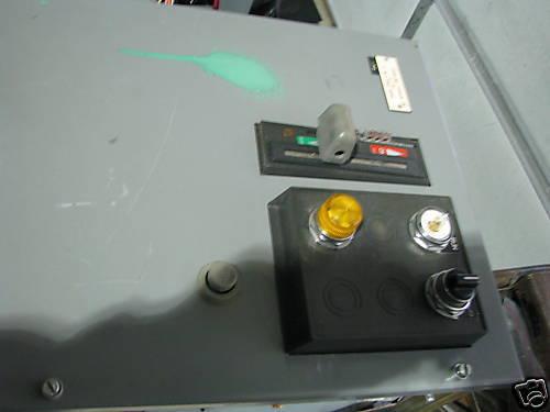 Cutler Hammer Freedom Unitrol Size 1 MCC Bucket 15A