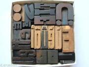 Wooden Printing Blocks