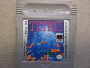 Tetris (Nintendo Game Boy, 1989)