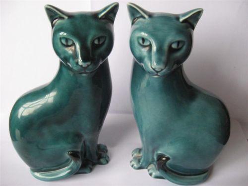 Rye Pottery Cat  S