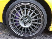Adesivi Stickers Cerchi Speedline Corse Montecarlo Lancia Delta Hf Integrale Evo - delta - ebay.it