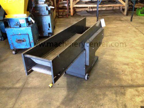 """Flat Belt Conveyor  12"""" x 46"""""""