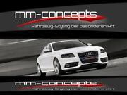 Audi A4 B8 Seitenschweller