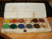 Vintage Paint Box