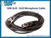 XLR Cable 10M