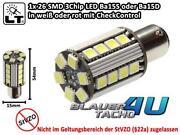 BA15D LED