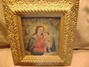 Antique Retablo