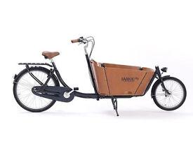 Cargo Bike Babboe City