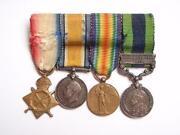 Medal Trio