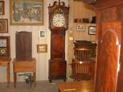 English Grandfather Clock