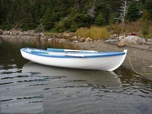 Traditional NL Row Boat