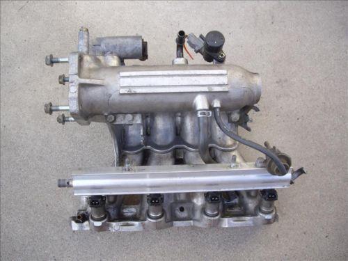 Honda Civic Aftermarket Parts >> D16Z6 Intake Manifold   eBay