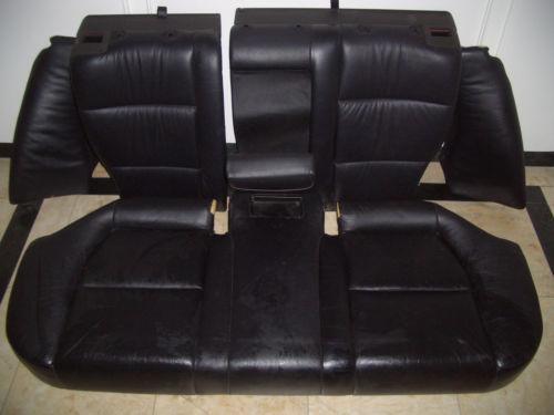 bmw e34 ledersitze ebay. Black Bedroom Furniture Sets. Home Design Ideas