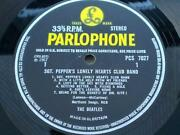 The Beatles Sgt Peppers Stereo