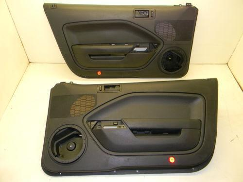 05 mustang door panel ebay for 05 mustang door panel leather