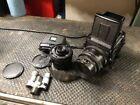 Medium Format Mamiya RB67 Pro SD Film Cameras with Custom Bundle