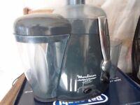 Moulinex Juice Extractor Juicer