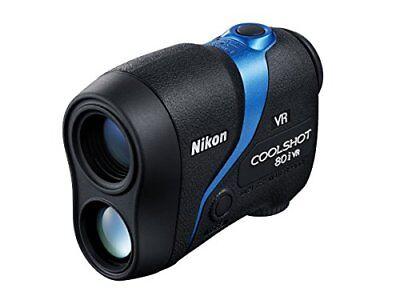 New Nikon Laser rangefinder for golf COOLSHOT 80i VR LCS80IVR from Japan