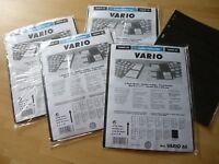 Vario 4s 5s 6s 7s 8s Inventario Hoja Sello Álbum Páginas Lighthouse - light - ebay.es
