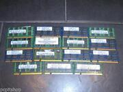 DDR2 PC2-5300 2GB 200 Pin