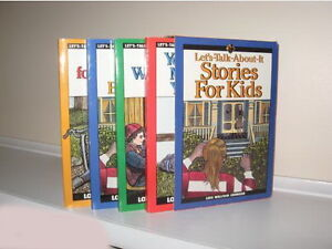 Four Books - For Young People