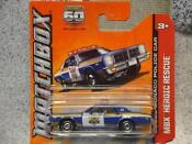 Matchbox Police Car