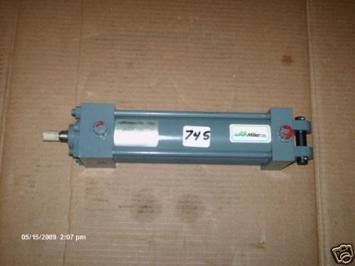 Miller Fluid Power Pneumatic Cyl A84B2B 250 PSI (NEW)