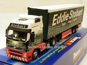 VOLVO FH ARTICULATED LORRY EDDIE STOBART TRUCKS AND TRAILERS MODEL MINT BXD :=: