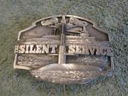 US Navy Belt Buckle
