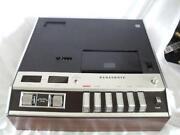 Panasonic Cassette Deck