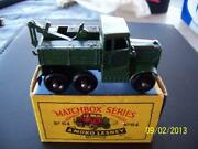 Matchbox Lesney W/box