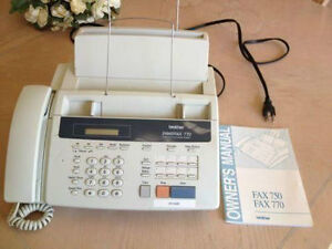 Brother IntelliFax 770