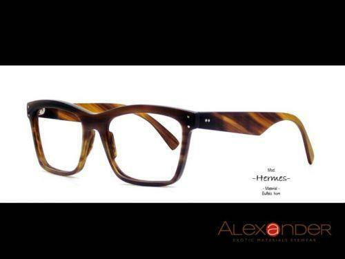 Buffalo Horn Eyeglasses Ebay