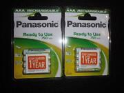Batterien AAA 1,2V