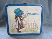 Holly Hobbie Lunch Box