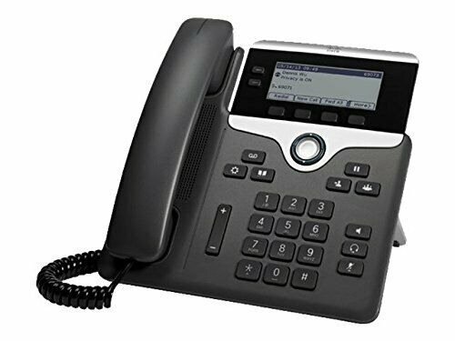 Cisco 7800 Series VoIP Business Phone with 2  Lines, CP-7821-K9