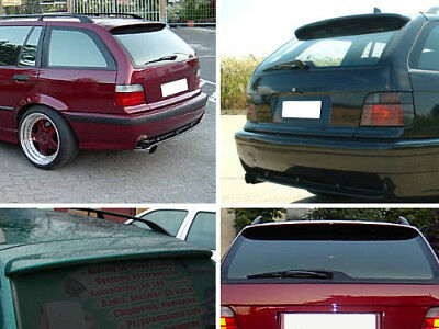 BMW E36 TOURING ( ESTATE ) ROOF SPOILER for sale  Shipping to Ireland